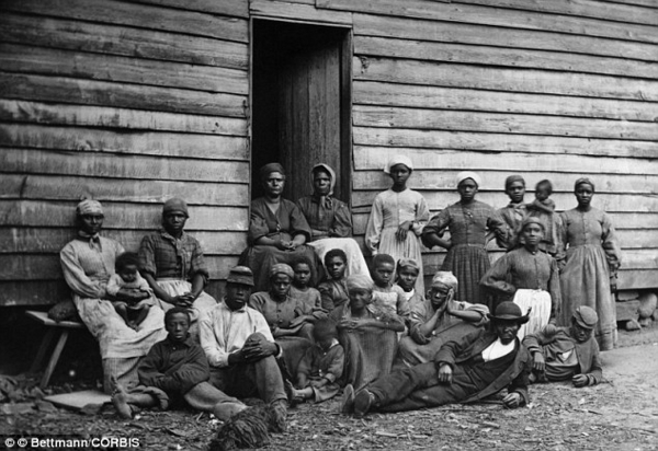 SLAVES, EX-SLAVES, and CHILDREN OF SLAVES IN THE AMERICAN SOUTH ...